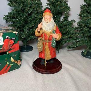 Department 56 Santa in robe